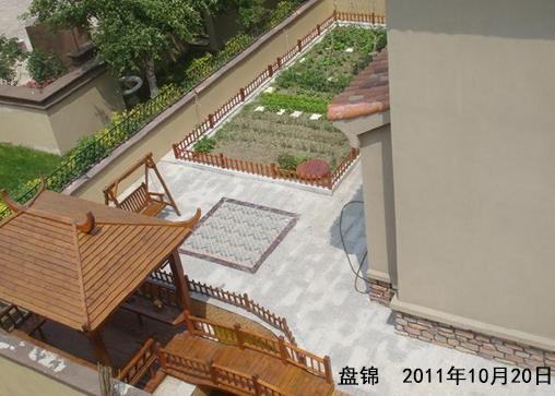 盘锦别墅庭院设计